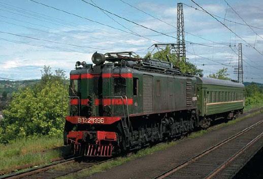 Рис. 1. Модуль SITRAS SES может запасать в себе энергию торможения поездов в радиусе трех километров
