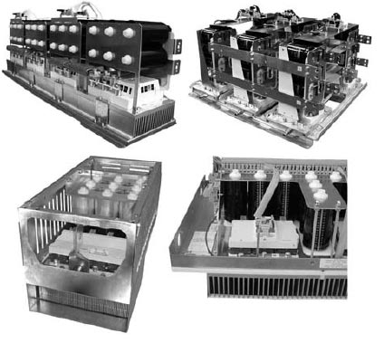 SEMISTACK—сборки с модулями IGBT SEMITRANS и SEMITOP