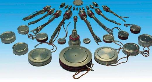 Силовые полупроводниковые приборы штыревой, таблеточной и фланцевой конструкций