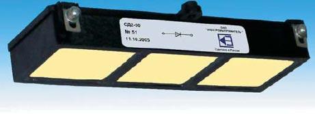 Высоковольтный диодный модуль (URRM = 50 кВ)