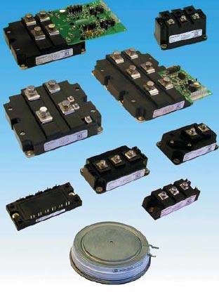 IGBT-модули с паяными и прижимными контактами