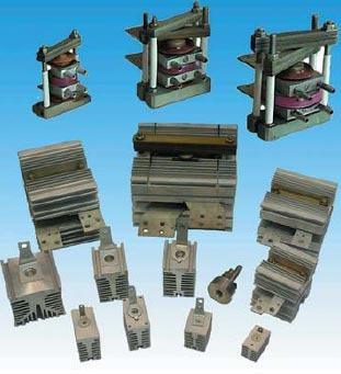 Серия охладителей с воздушной и жидкостной системами охлаждения
