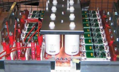 4-квадрантный инвертор IGBT