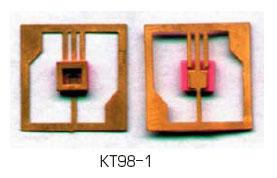 Рис. 4. Внешний вид металлокерамических корпусов типа SOT-23