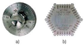 Инструменты для контроля толщины слоя теплопроводящей пасты (производитель—компания Zehntner)