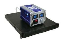 Блок управления жидкостной системы охлаждения, стоящий на поверхности модуля РЭД (компания Thermaltake)