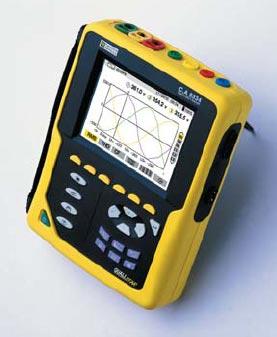 Портативный анализатор электрических сетей С.Д 8334