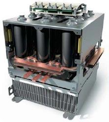 Рис. 11. Внешний вид модуля SEMIKUBE 1 мощностью 220 кВт