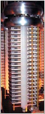 Рис. 6. Стандартный IGBT-стек, работающий в ключевом режиме в устройстве статической компенсации реактивной мощности