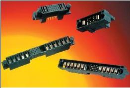 Рис. 3. Power Dock: семейство гибридных межплатных коннекторов