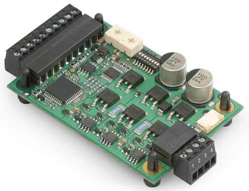 Контроллер управления для бесколлекторных электроприводов