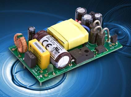 Серия компактных 20-Вт AC/DC источников питания ECP20 XP Power