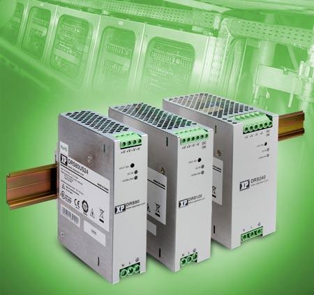 Источники питания XP Power DRS80/120/240