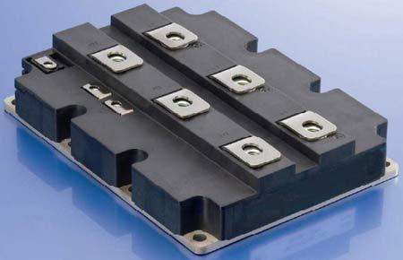IGBT силовые модули Fuji Electric