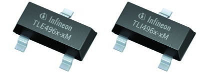 Семейство прецизионных датчиков Холла TLE/TLI496x-xM в первую очередь ориентировано на малобюджетные 5-В автомобильные и промышленные применения