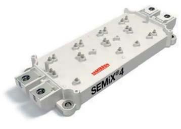 Внешний вид SEMiX404GB17E4S