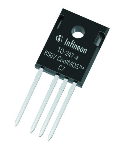Корпус ТО-247-4 для силовых MOSFET-транзисторов семейства CoolMOS C7