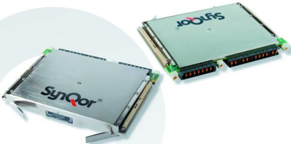 Модули VPX от SynQor