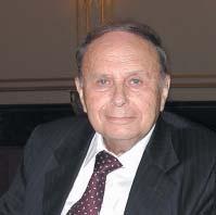 Основатель компании Vishay Феликс Зандман