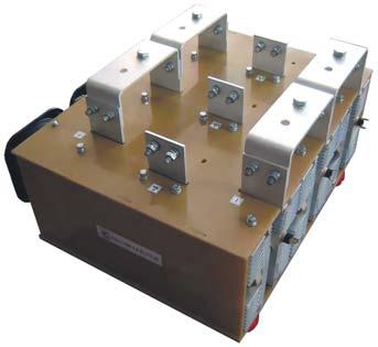 Силовой блок выпрямителя наохлаждающей системе О153