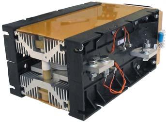 Базовая конструкция силового блока наохлаждающей системе О173
