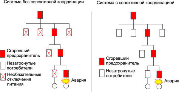 Селективная координация
