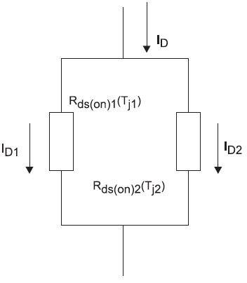 Статическое распределение токов