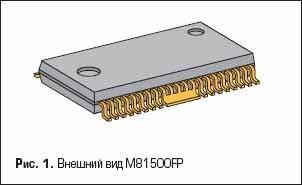 Внешний вид M81500FP