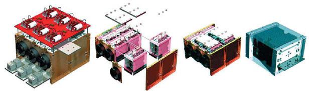 Модульные решения Westack для силовой электроники