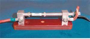 Тестовый держатель предохранителя для измерения мощности рассеивания