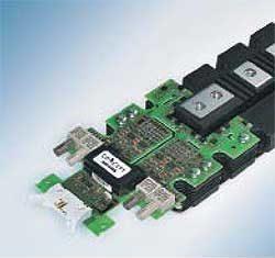 Plug&play-драйвер на основе ядра SCALE-2 для IGBT-модулей PrimePack