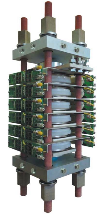Блок коммутатора БК6ТФИ10000012,0 на основе импульсных фототиристоров ТФИ1932500