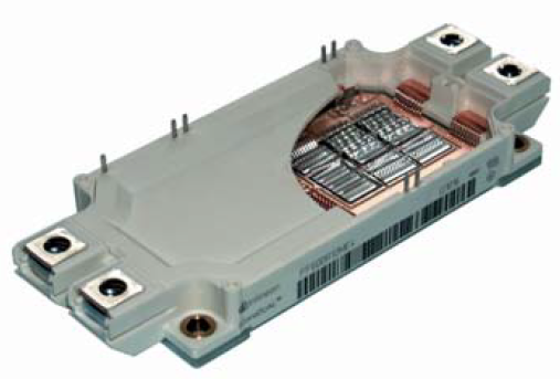 Новый 600А/1200В EconoDUAL3 с медными проволочными соединениями и оптимизированной подложкой DBC