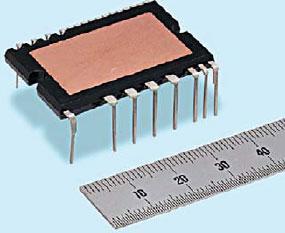 Внешний вид DIP-IPM на 3 А и 600 В