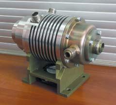 Высокоскоростная электротурбомашина
