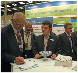 С 1 по 3 декабря 2009 года в Москве на территории Конгресс-центра ЦМТ (Центра международной торговли) пройдет 6-я Международная выставка «Силовая Электроника и Энергетика».