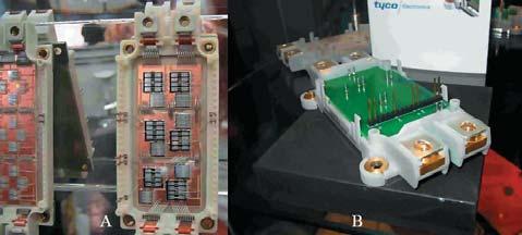Модули Econo Dual (EUPEC) и SEMiX 2 (Tyco)