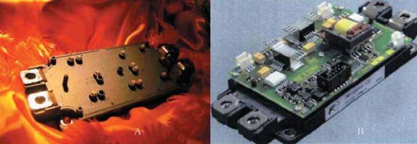 Модули SEMiX в исполнении Fuji