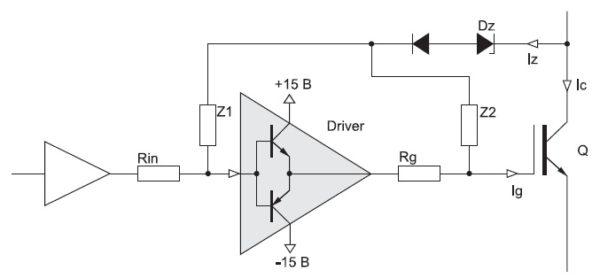Принцип улучшенного активного ограничения в IGBT-драйвере
