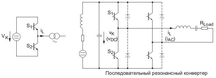Схема с ZCRS-коммутацией