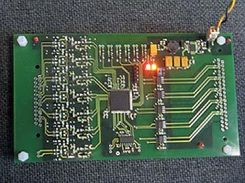 Цифровой контроллер для трехуровневых силовых модулей