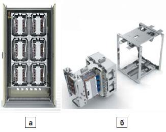 SKiiP RACK — базовый конструктив 4-квадрантного преобразователя