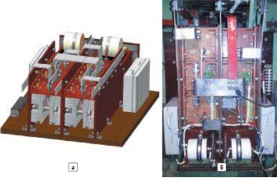 Предлагаемые ВУВ, установленные наэлектровозе ВЛ80Р №1829