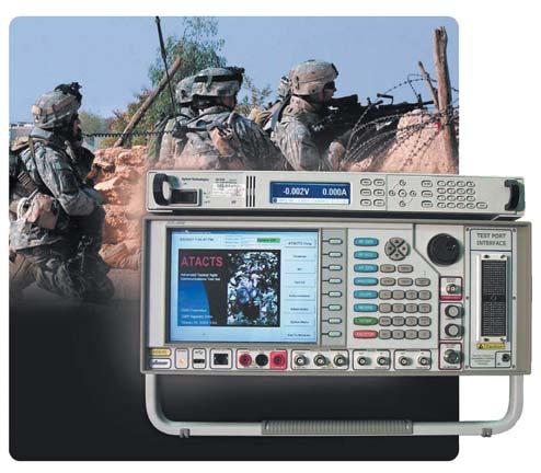 Использование модульной системы N6700B