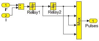 Блок управления полупроводниковым коммутатором
