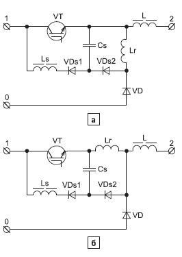 Преобразовательные ячейки с пассивными демпферами(turn-on)