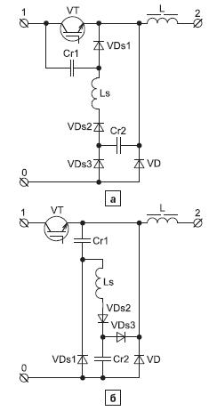 Преобразовательные ячейки с пассивными демпферами (turn-off)