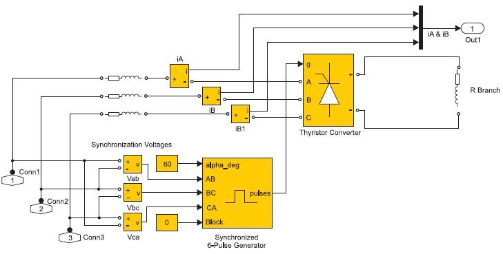 Модель нелинейной нагрузки