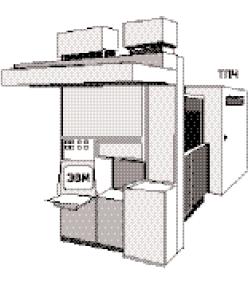 Современная индукционная установка с ТПЧ для эпитаксиальной технологии