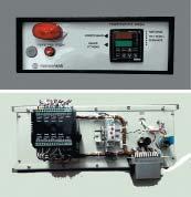 Панель контроля и сигнализации(ПКС)